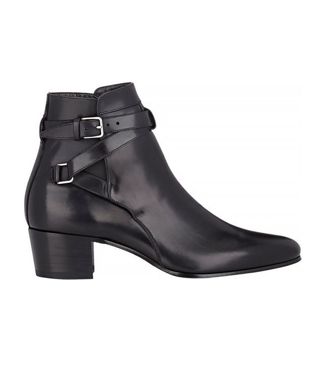 Saint Laurent Blake Jodhpur Boots