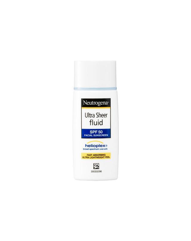Neutrogena Ultra Sheer Fluid SPF 50