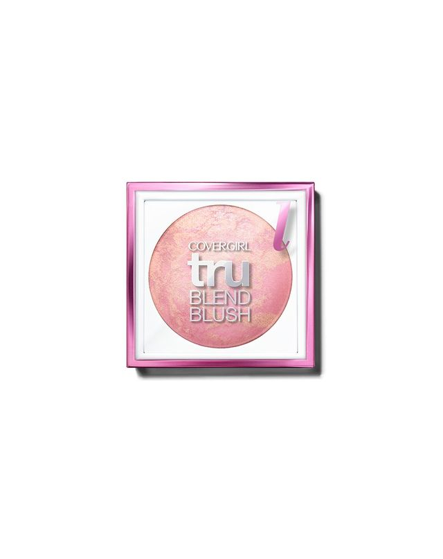 Covergirl TruBlend Blush in Light Rose