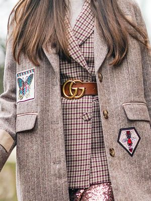 The Gucci Accessory in Every Fashion Blogger's Repertoire