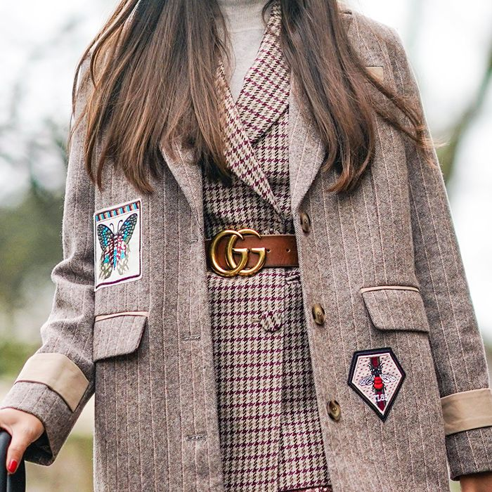 Bloggers Still Love the Gucci Belt