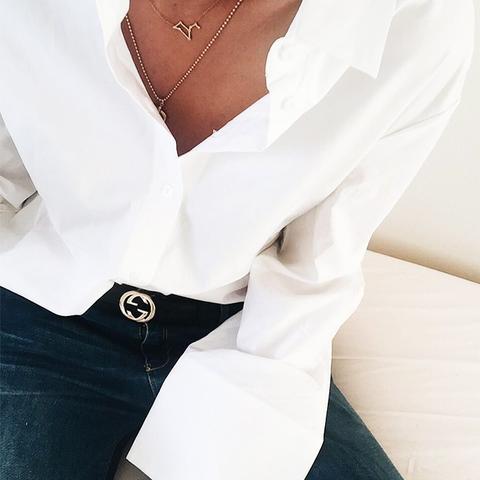 Gucci belt: Anouk Yve