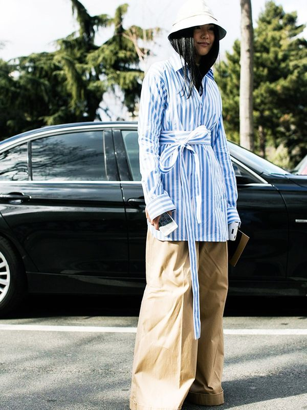 Style Notes: Another Céline number the fashion crowds couldn't resist.