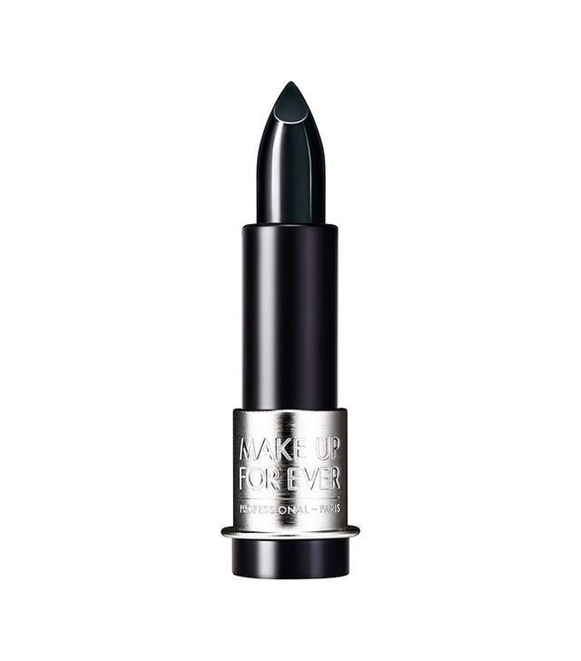 Make Up For Ever Artist Rouge Lipstick in Black