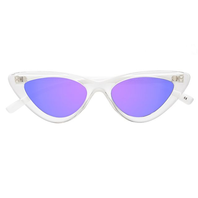 Adam Selman x Le Specs The Last Lolita in White Halo
