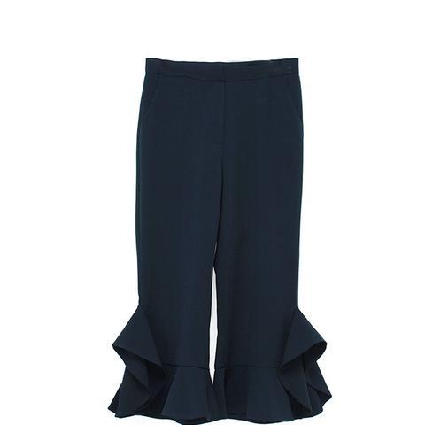 Studio Ruffle Pants