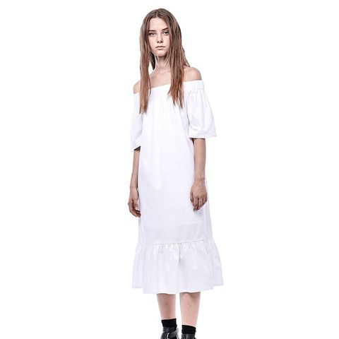 Daniz Off-Shoulder Dress