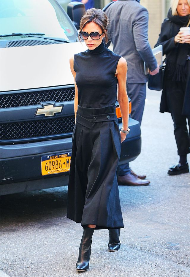 Exceptionnel How to Dress Better for Work, According to Victoria Beckham  UQ44