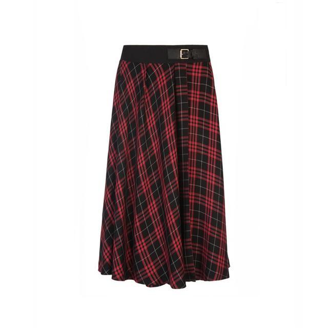 Claudie Pierlot Shadow Skirt