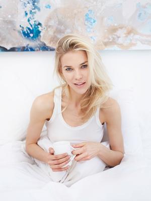 Inside a Victoria's Secret Model's Daily Health Routine