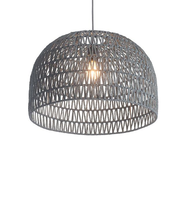 dCOR Design Paradise 1 Light Bowl Pendant