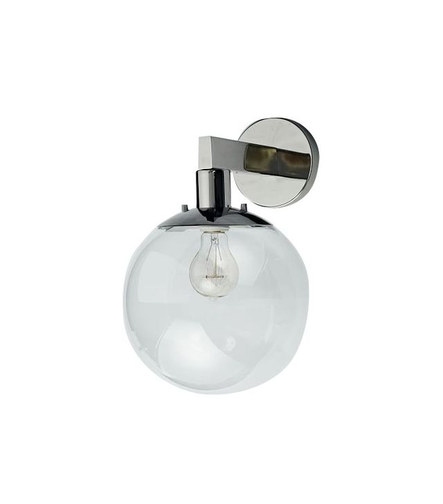West Elm Globe Sconce