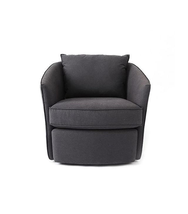 West Elm Duffield Swivel Chair