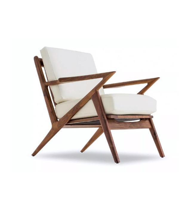 Joybird Soto Leather Chair