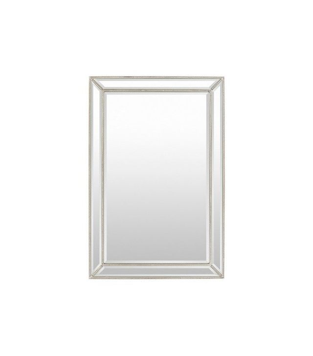 One Kings Lane Beveled Glass Mirror