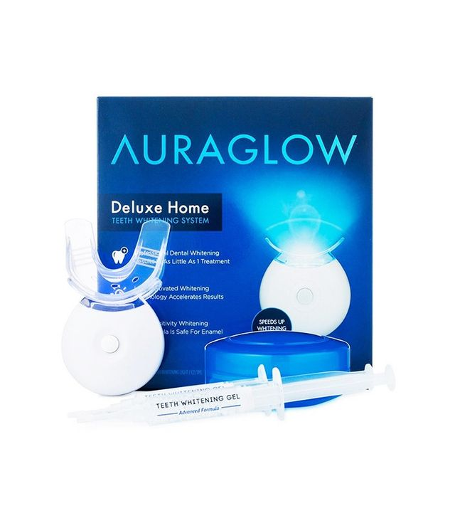 Aura Glow Deluxe Home Teeth Whitening System
