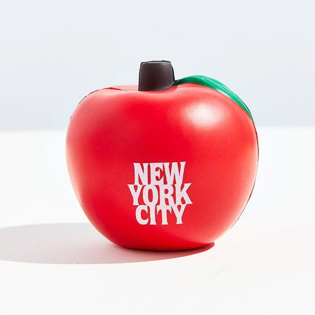 UO Souvenir NYC Apple Stress Ball