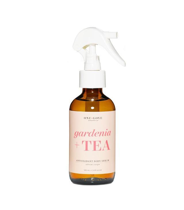 One Love Organics Gardenia + Tea Body Serum