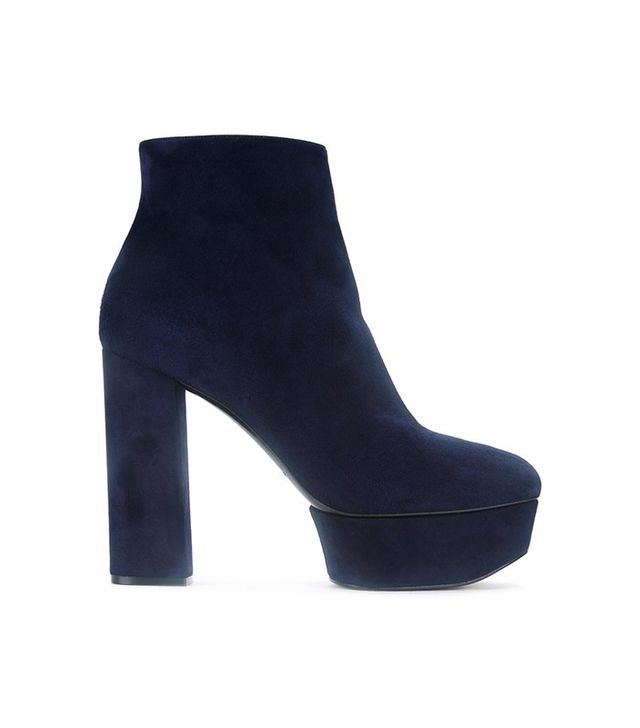 Casadei Platform Boots