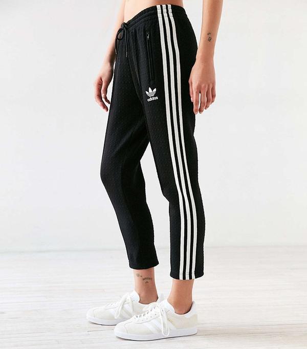 Adidas Originals + UO Diamond Jacquard Track Pant