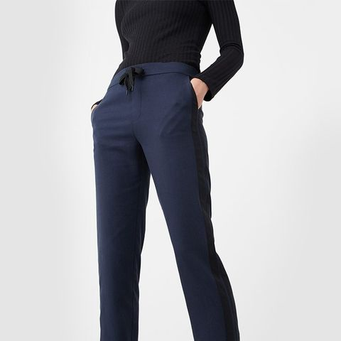 Baggy Soft Trousers