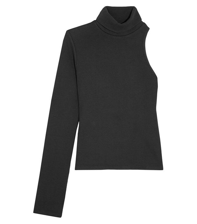 Beaufille Portia One-Shoulder Sweater