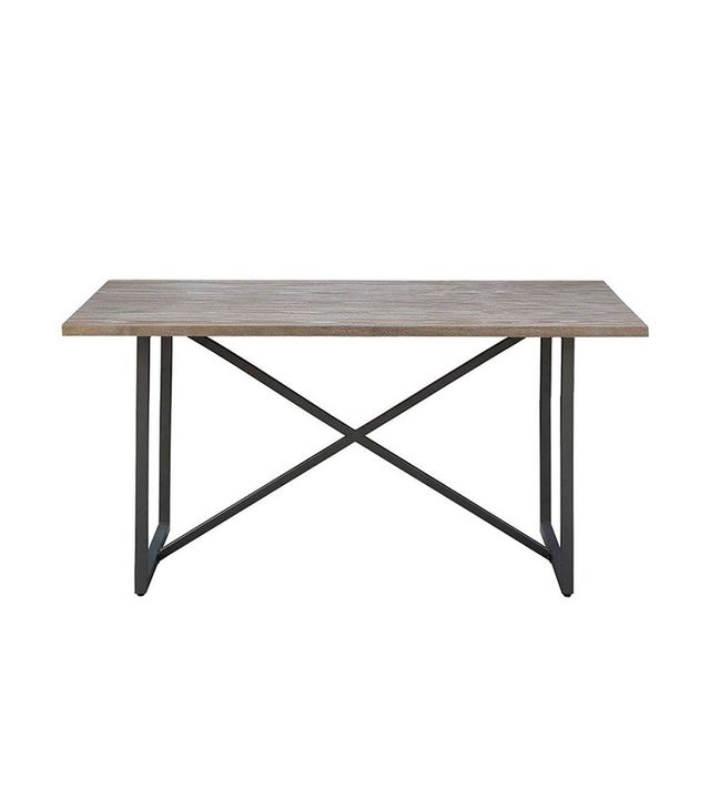 Target Wynnefield Mixed Material Trestle Dining Table