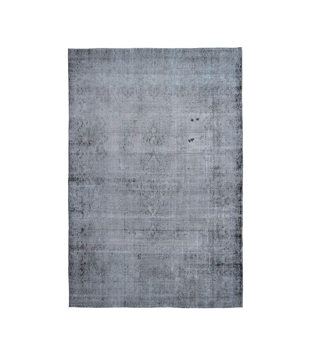 Woven Accents Vintage Overdyed Rug