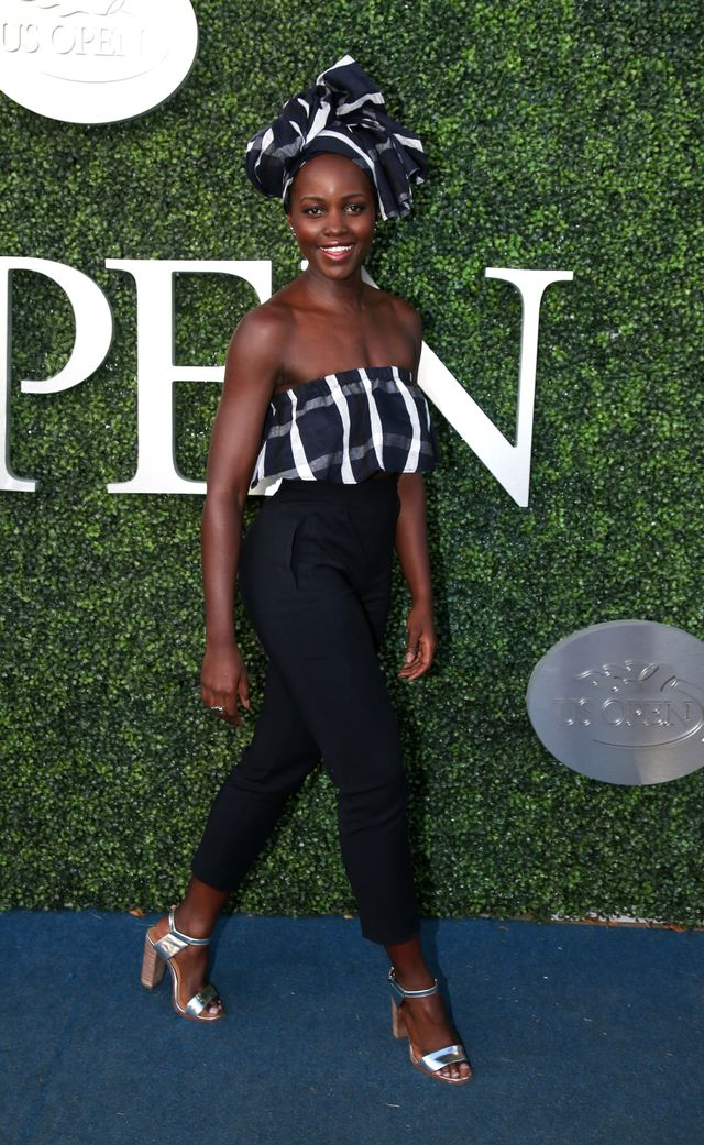 Lupita Nyong'o 2016 US Open