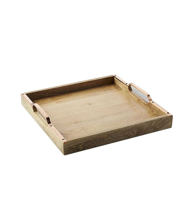 Crate and Barrel Beck Tray