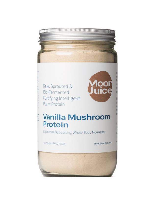 Moon Juice Vanilla Mushroom Protein Powder