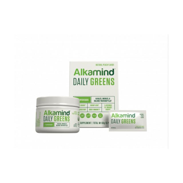AlkaMind Daily Greens