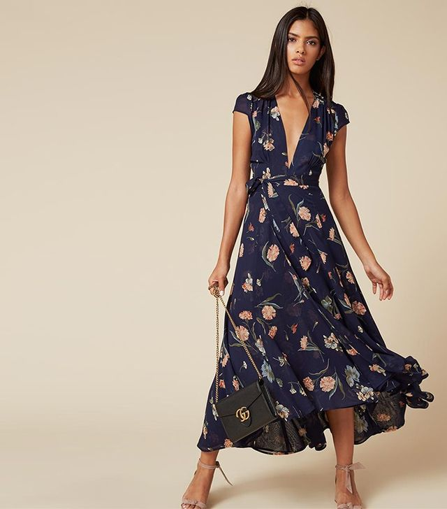 Reformation Laura Dress