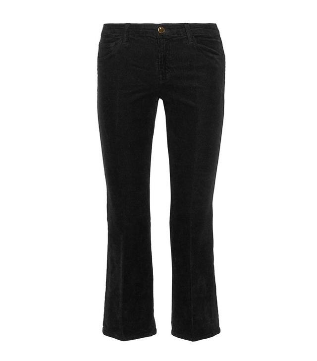 J Brand Selena Cropped Pants