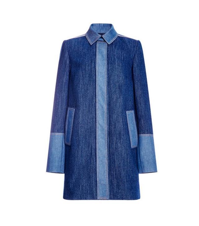 Sonia by Sonia Rykiel Twee dand Denim Coat