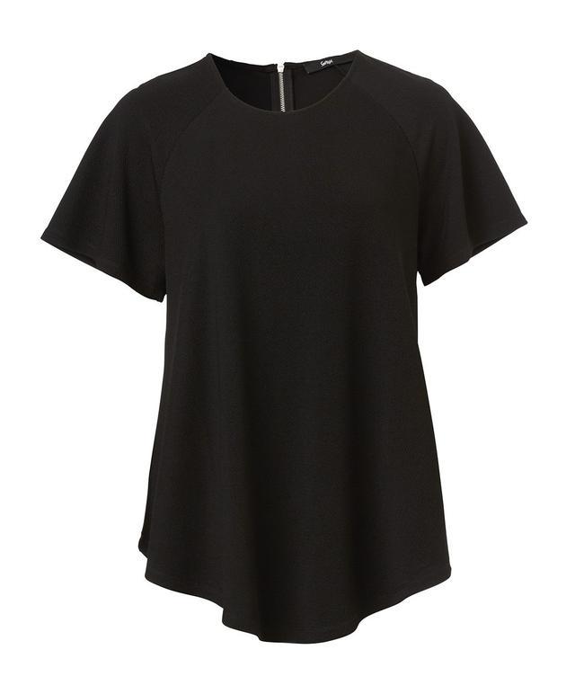 Sportsgirl Short-Sleeved Top
