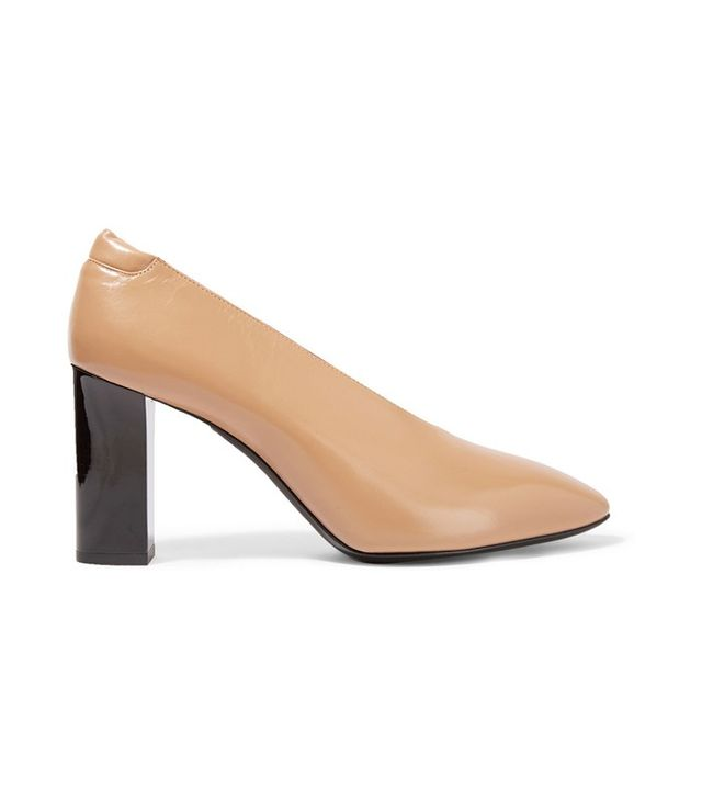 Acne Studios Aja Leather Pumps