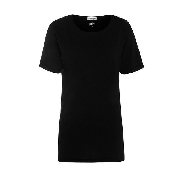 The Twenty Two 22.06 Classic Black T-Shirt