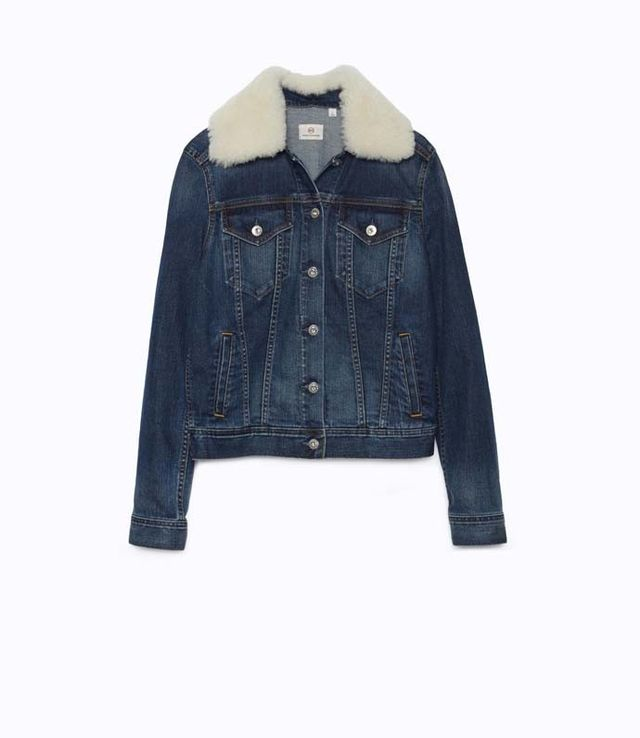 AG The Shearling Mya Jacket