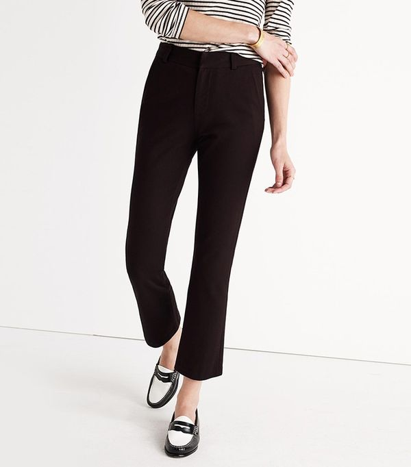 Madewell Cali-Demi Boot Pants