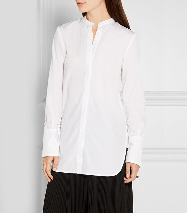 Tim Coppens Cotton-Poplin Shirt