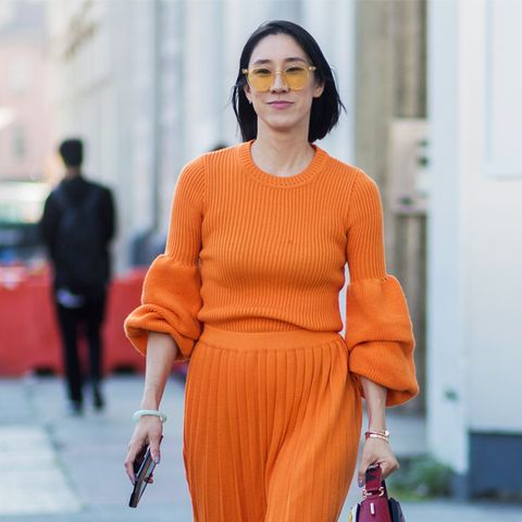 Autumn Outfit Ideas: Eva Chen