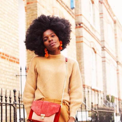Autumn Outfit Ideas: Orange and orange and orange