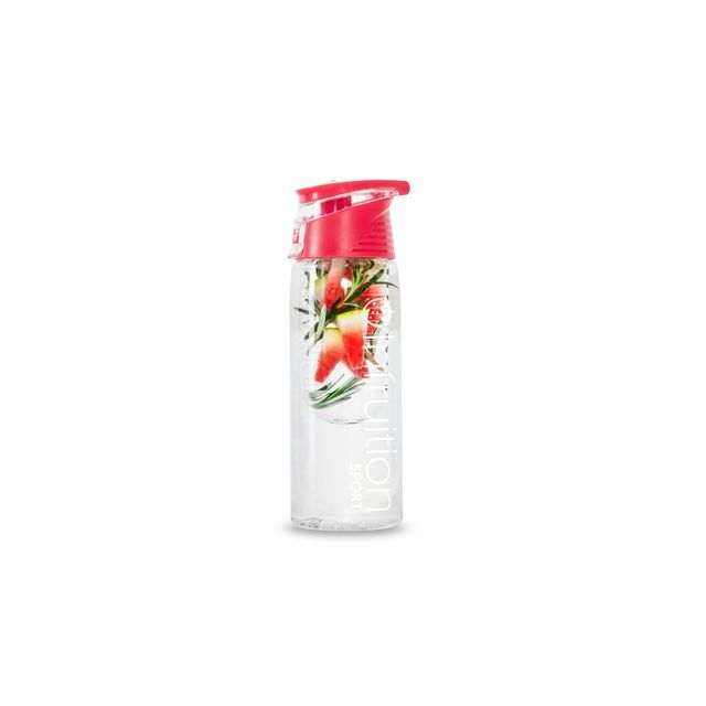 Infruition Coral Water Bottle