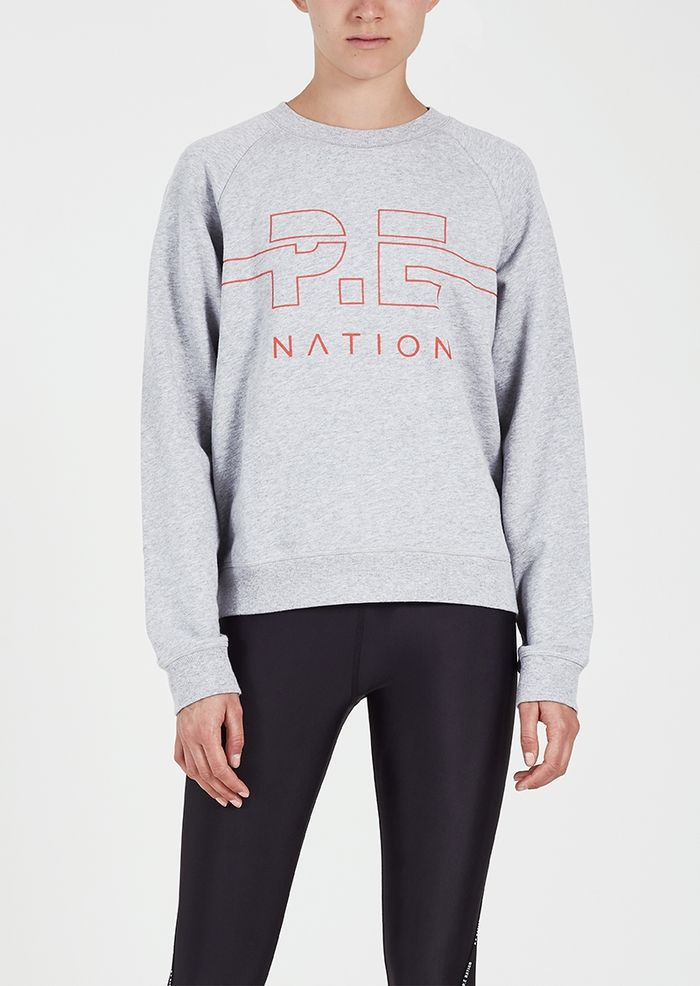 P.E Nation Swingman Sweater