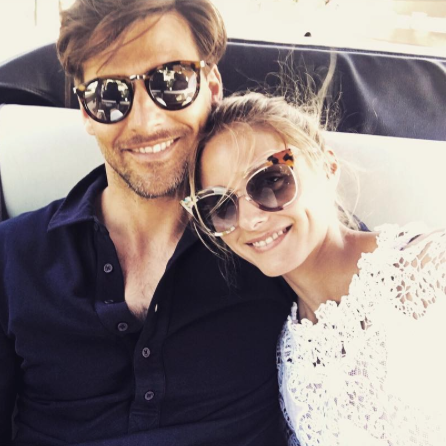 21 Times Olivia Palermo Gave us Relationship Goals