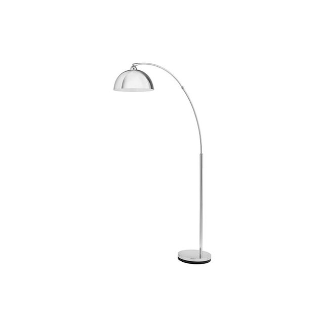 Freedom Dome Archway Floor Lamp in Chrome