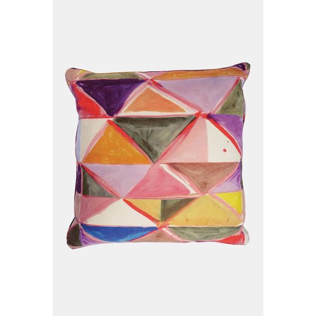 Fenton & Fenton Harlequin Cushion