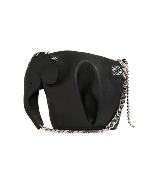 Loewe Punk Elephant Shoulder Bag