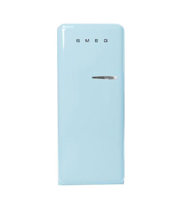 Smeg Pastel Blue Refrigerator